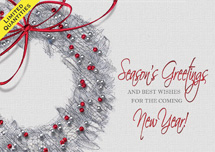 Artful Greetings Holiday Cards